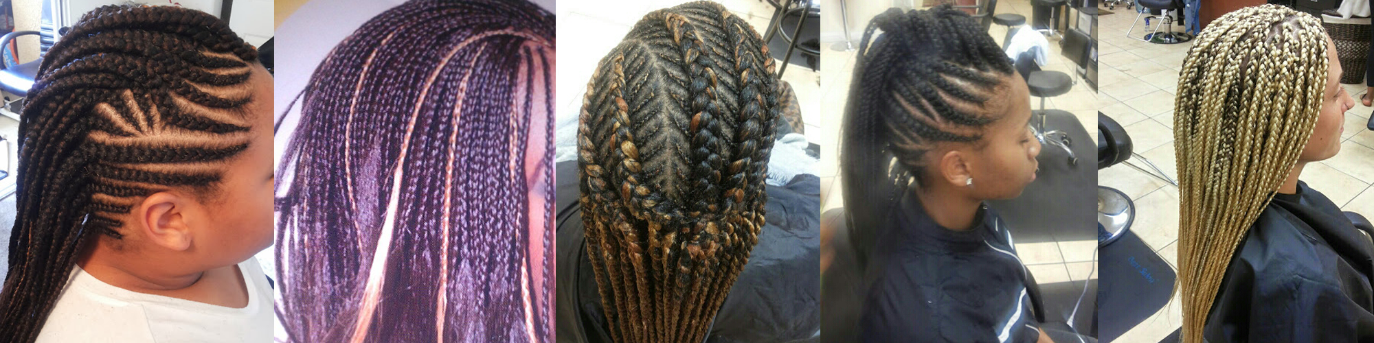 Hair Braiding Services Rendered in Las Vegas, NV